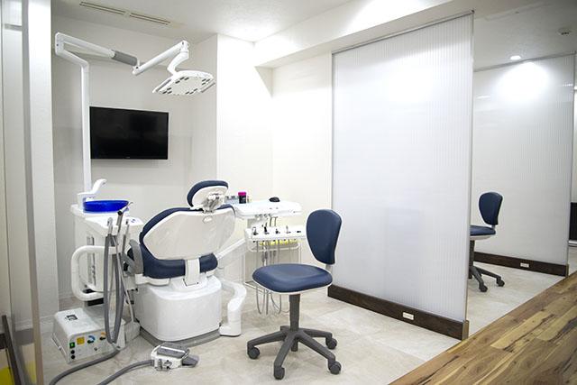診察室(半個室)